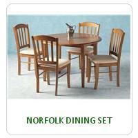 NORFOLK DINING SET